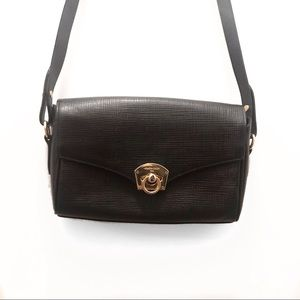 Marie Claire Black Crossbody Bag